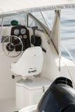 De cockpit van de Boot van de zeeman Stock Foto