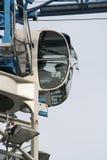 De Cockpit van de kraan Royalty-vrije Stock Afbeelding