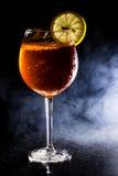 De Cocktail van Aperolspritz Royalty-vrije Stock Afbeeldingen