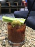 De Cocktail van de bloody mary Royalty-vrije Stock Foto's