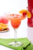 De cocktail van Campari Stock Afbeeldingen