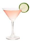 De cocktail van Comopolitan royalty-vrije stock afbeelding