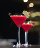 De cocktail van de alcohol Stock Foto