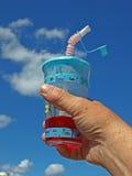 De cocktail van de baby Stock Fotografie