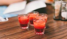 De Cocktail van de bloody mary Royalty-vrije Stock Afbeelding
