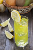 De cocktail van de citroen Royalty-vrije Stock Foto