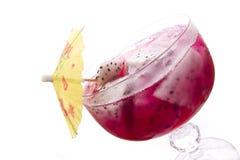 De cocktail van de draak stock foto's