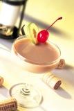 De Cocktail van de koffie Royalty-vrije Stock Fotografie