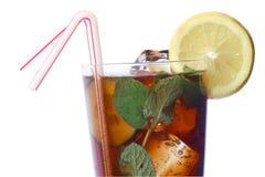 De Cocktail van de kola Stock Afbeeldingen