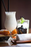 De cocktail van de melk Stock Afbeelding
