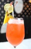 De Cocktail van de stempel Stock Afbeelding