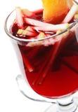 De Cocktail van de winter - Warme Martini Stock Foto's