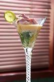 De cocktail van de zeekreeft royalty-vrije stock fotografie