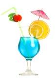De cocktail van de Zonsopgang van Tequila Stock Foto's
