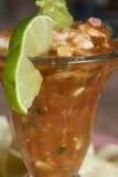 De cocktail van garnalen Royalty-vrije Stock Fotografie