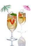 De cocktail van het fruit royalty-vrije stock foto's