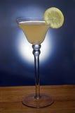De cocktail van het maanlicht royalty-vrije stock afbeelding