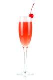 De cocktail van het millennium Stock Foto
