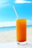 De cocktail van het strand Royalty-vrije Stock Foto's