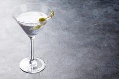De cocktail van martini royalty-vrije stock afbeeldingen