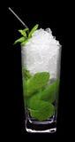De cocktail van Mojito Stock Foto's