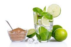 De cocktail van Mojito royalty-vrije stock foto