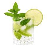 De cocktail van Mojito Royalty-vrije Stock Afbeelding