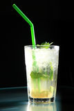 De cocktail van Mojito royalty-vrije stock foto