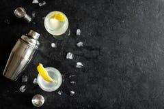De Cocktail van Vespermartini stock foto