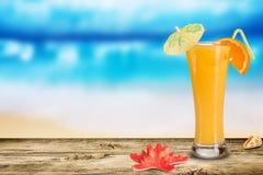 De cocktails zijn klaar Royalty-vrije Stock Afbeelding