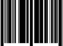 De codigo de barras Fotos de archivo