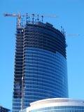 De collectieve bouw Stock Foto's