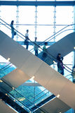 De collectieve bouw in Hongkong Stock Afbeelding