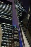 De collectieve bouw in Londen Royalty-vrije Stock Afbeelding