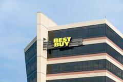 De Collectieve het Hoofdkwartier van Best Buy Bouw Royalty-vrije Stock Foto