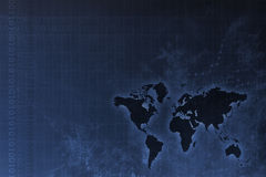De collectieve Samenvatting Wereldwijd van de Groei vector illustratie
