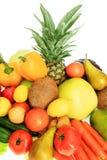 De combinatie van vruchten Royalty-vrije Stock Fotografie