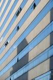 De commerciële bouw Royalty-vrije Stock Afbeelding