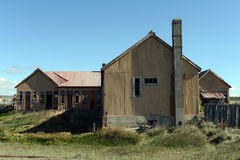 De commune van San Gregorio in Chili royalty-vrije stock foto