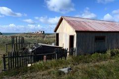 De commune van San Gregorio in Chili stock fotografie