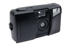 De compacte filmcamera Royalty-vrije Stock Afbeeldingen