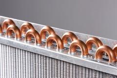 De componenten van de airconditioning royalty-vrije stock foto