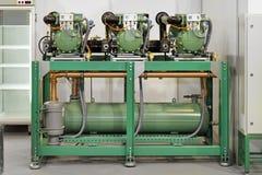 De compressor van de ijskast royalty-vrije stock afbeelding