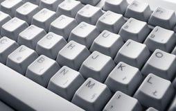De computer digitale technologie van het toetsenbord Stock Afbeeldingen