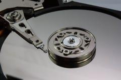 De computer van de harde schijfaandrijving Royalty-vrije Stock Afbeeldingen