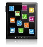De Computer van de tablet Royalty-vrije Stock Foto