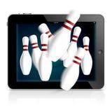 De computer van de tablet Royalty-vrije Stock Foto's