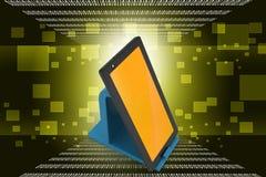 De computer van de tablet Royalty-vrije Stock Fotografie