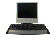 De Computer van het bureau stock afbeeldingen