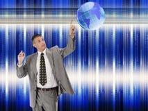 De computertechnologie Stock Afbeelding